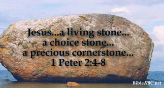Devotional: Is Yeshua/Jesus the Cornerstone or the Capstone?
