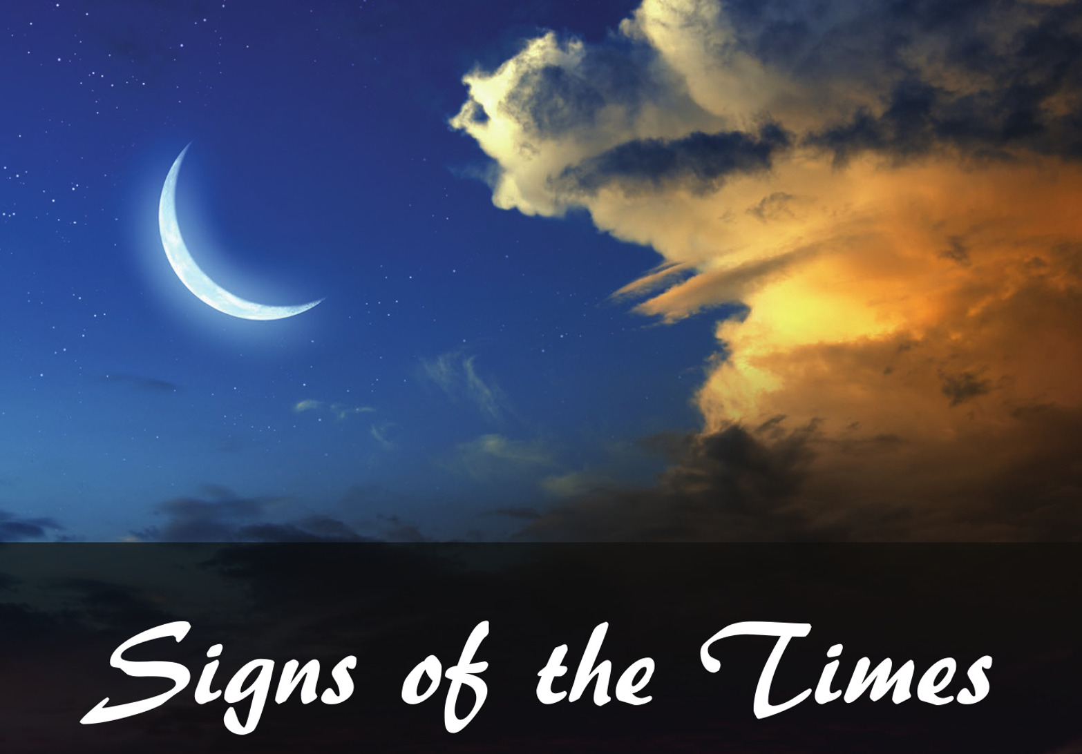 Understanding End Time Signs