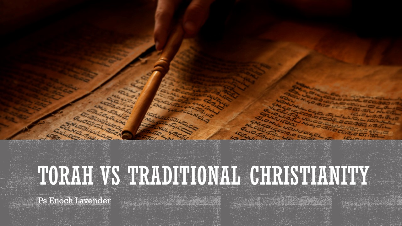 What is the place of the Torah in Christianity?