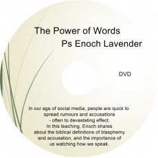 DVD The Power of Words